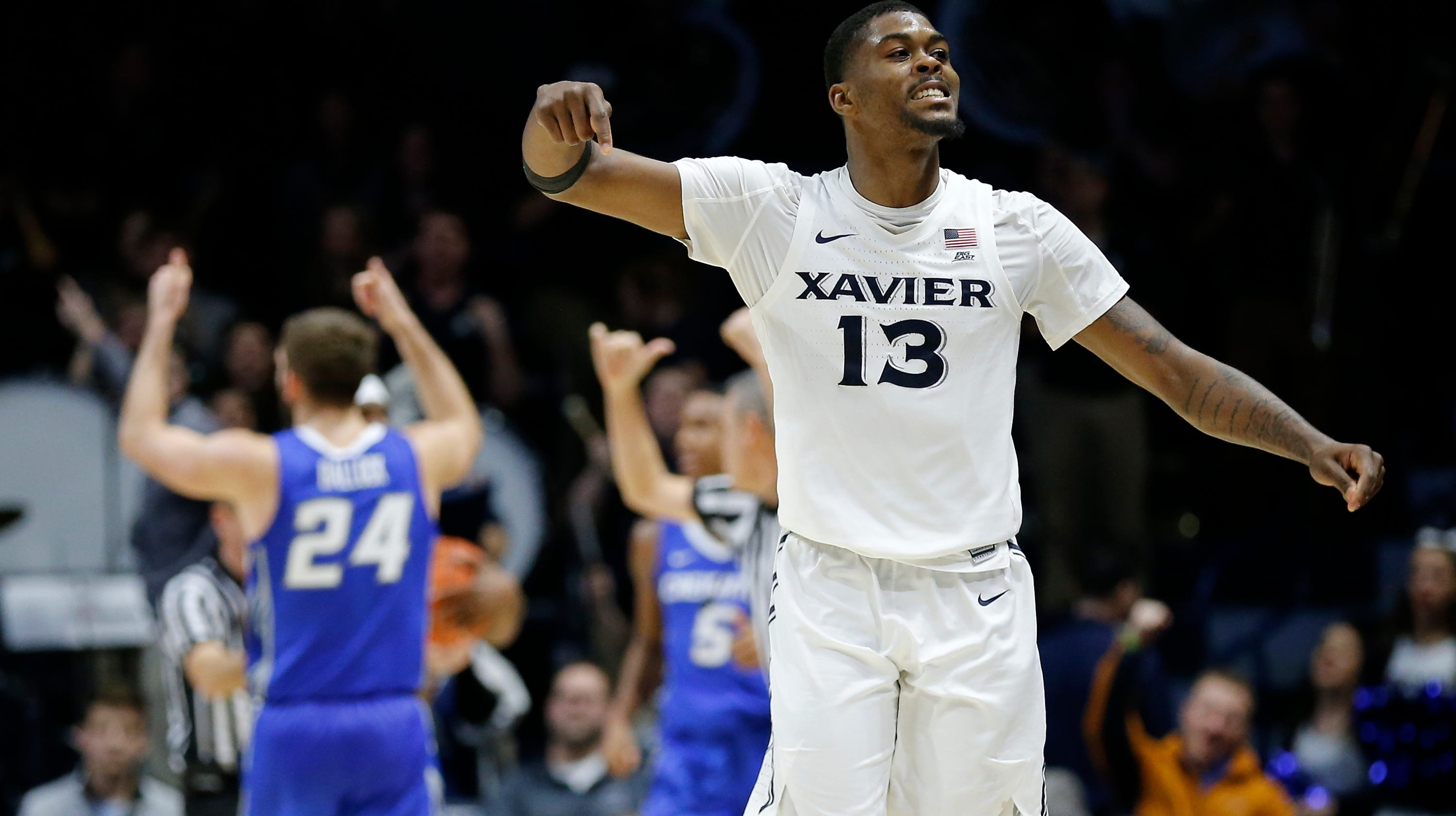 Image result for Xavier creighton