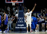 Xavier snapped a six-game losing streak Wednesday night with an overtime win at home against Creighton