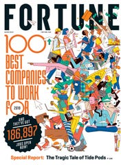 Cincinnati-based Total Quality Logistics  is celebrating its first appearance on the Fortune 100 Best Companies to Work For list.