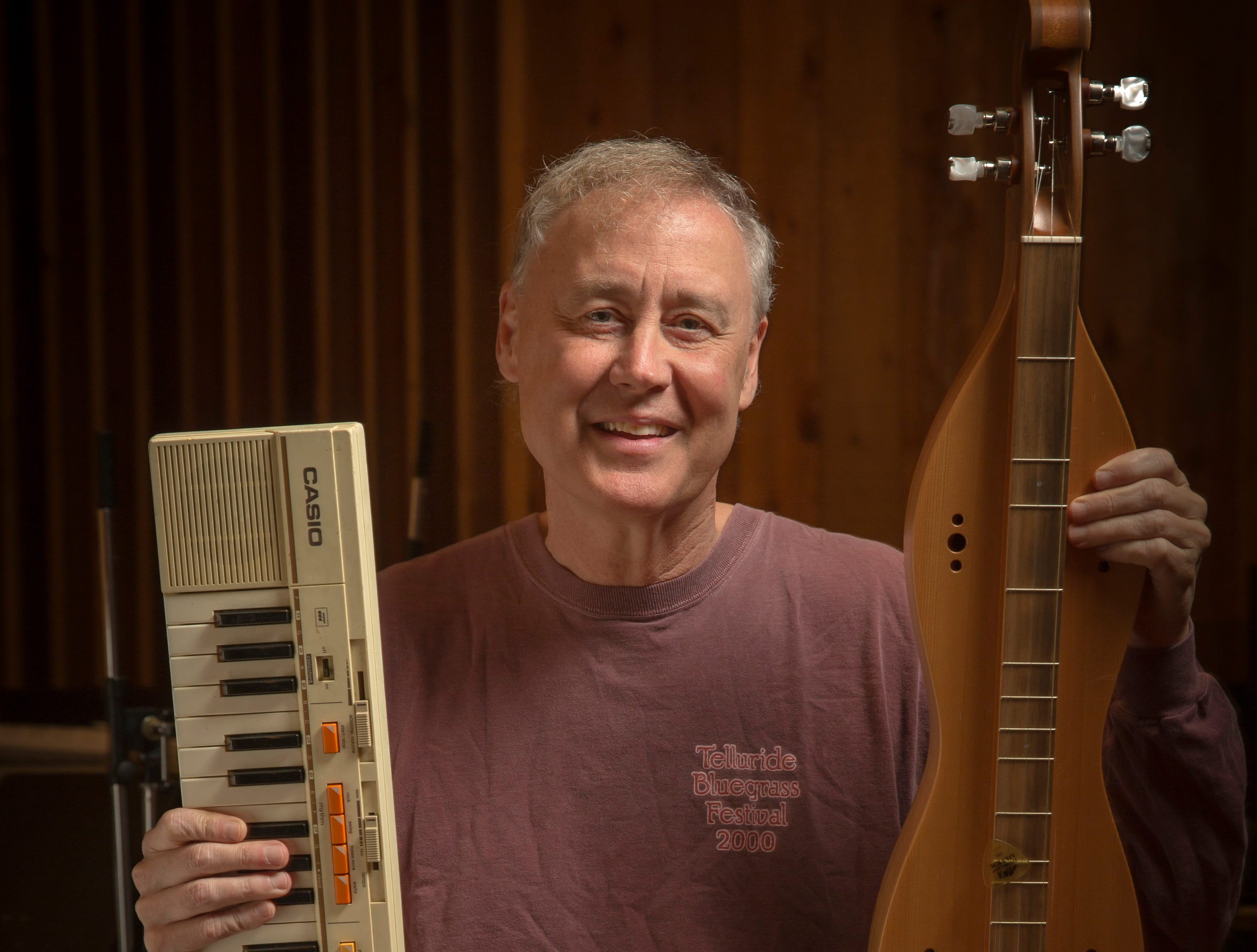 Bruce Hornsby, April 14, 2020.