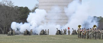 101st Airborne Division (Air Assault ) Change of Command Ceremony