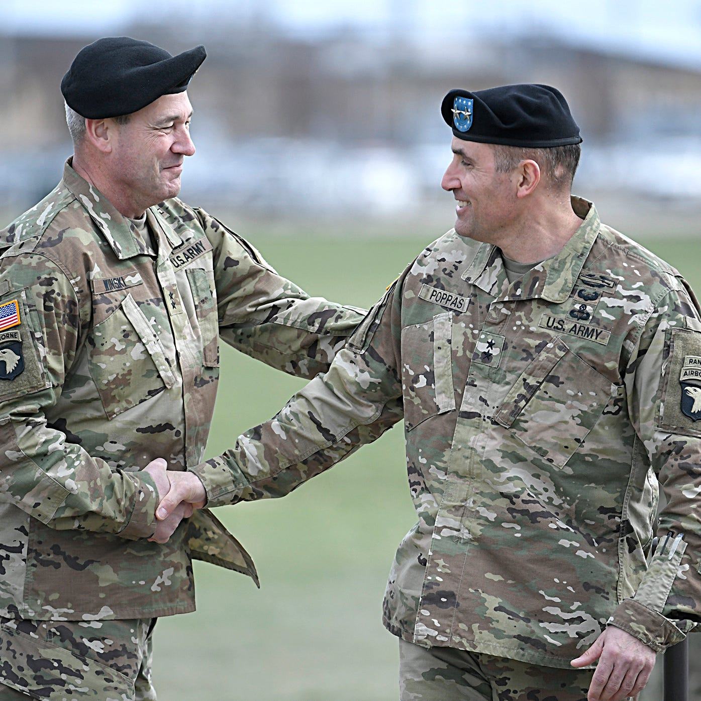 Fort Campbell welcomes new commanding general, Maj. Gen. Brian Winski