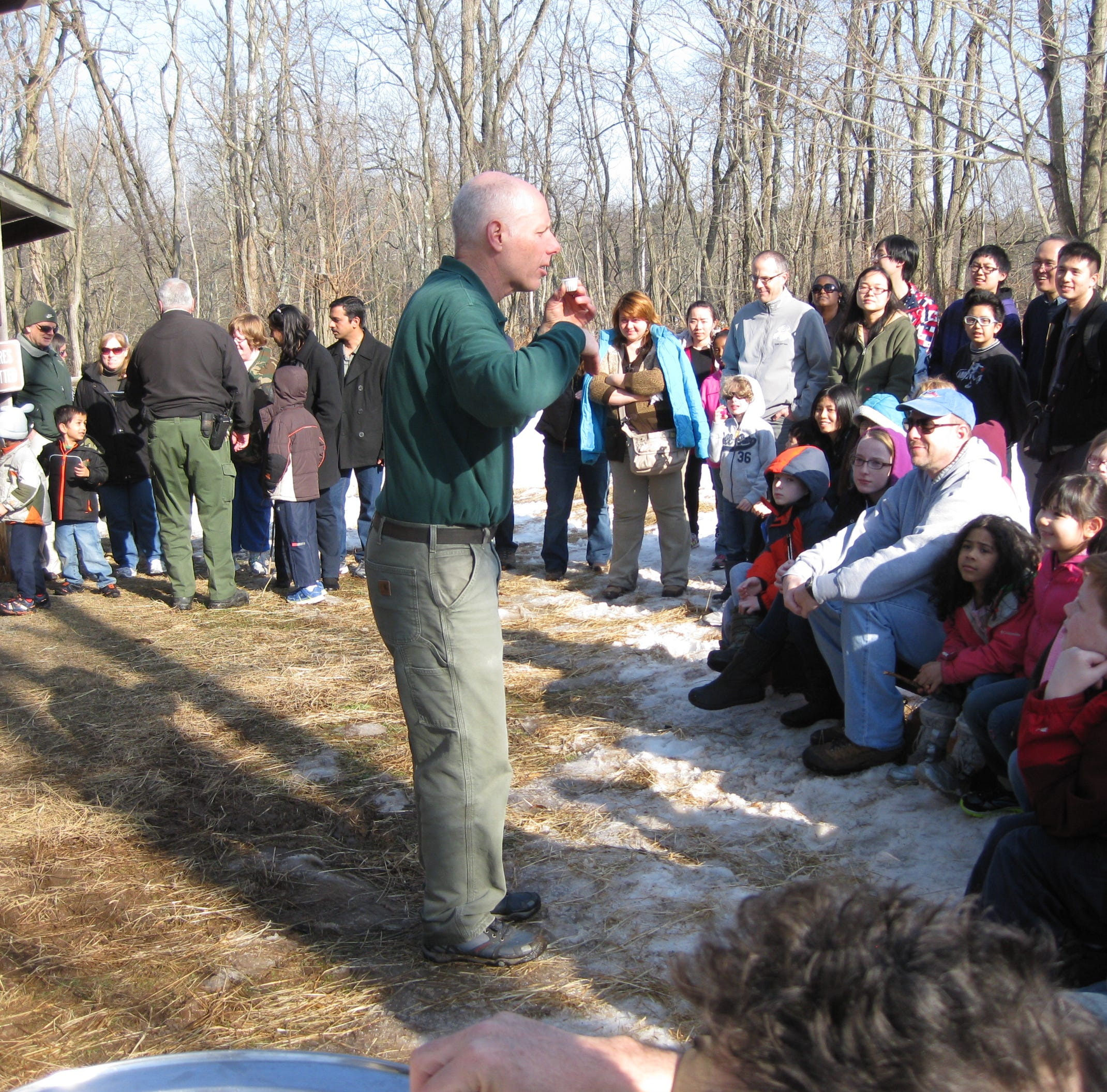 It's maple sugaring season at Somerset County Parks' Environmental Education Center