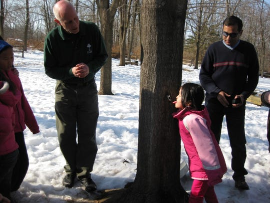 The Somerset County Park Commission Environmental Education Center will host their annual maple sugaring programs throughout February and March.