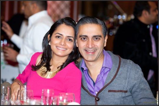 Cristy Kaur and Mickey Singh