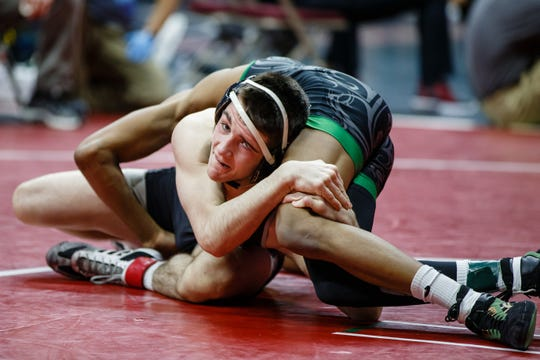 Ankeny Centennial's Ben Monroe, a three-time Class 3A state finalist, announced his commitment to Iowa State this week.
