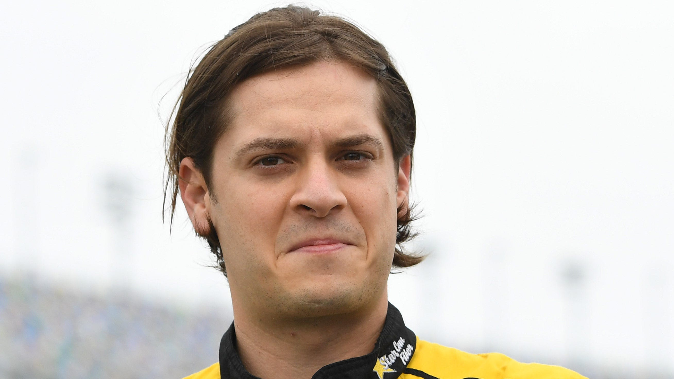 NASCAR's Landon Cassill to be paid in cryptocurrency in sponsorship deal with Voyager, starting with Nashville race