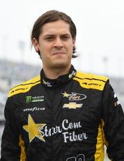 Landon Cassill, an alum of Cedar Rapids Jefferson, will be making his sixth career Daytona 500 start on Sunday.