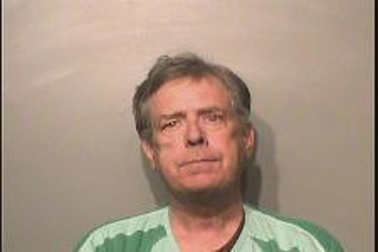 "Martin ""Marty"" Tirrell shown in his February 2019 mugshot. Tirrell is being held on six federal charges related to a ticket-brokering scheme he ran."