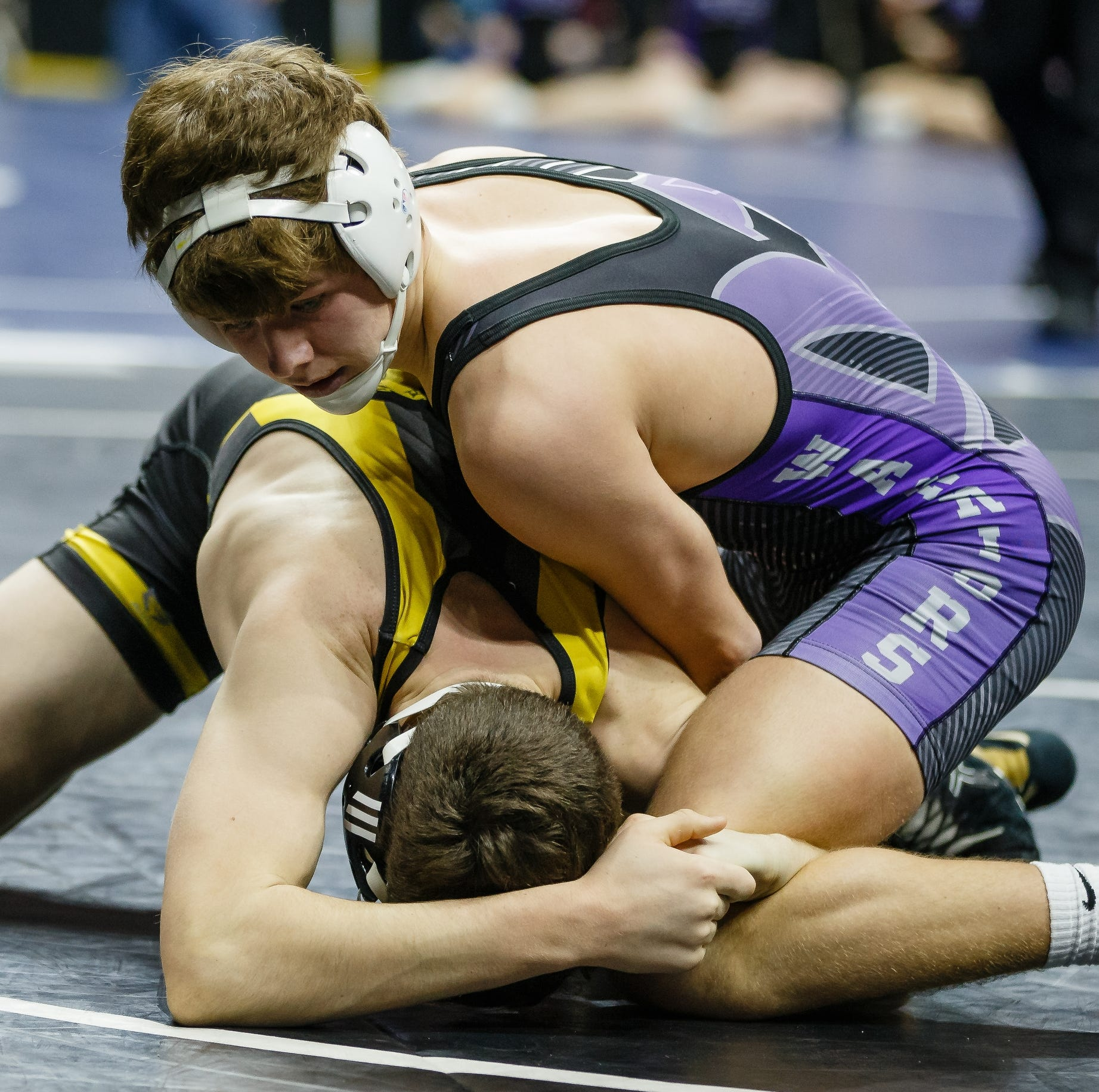 Wrestling: Norwalk state finalist Carter Schmidt commits to Iowa State