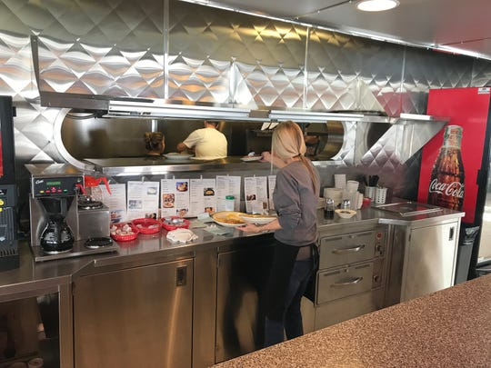 Pleasant Hill Diner opened on Friday, Feb. 8, 2019 in Pleasant Hill on Des Moines' East Side.