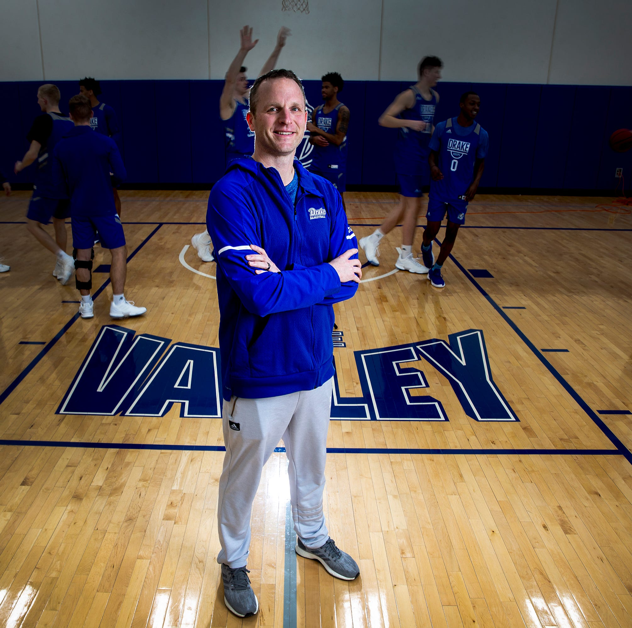 Inside the Drake basketball war room: How the Bulldogs' upstart roster was built