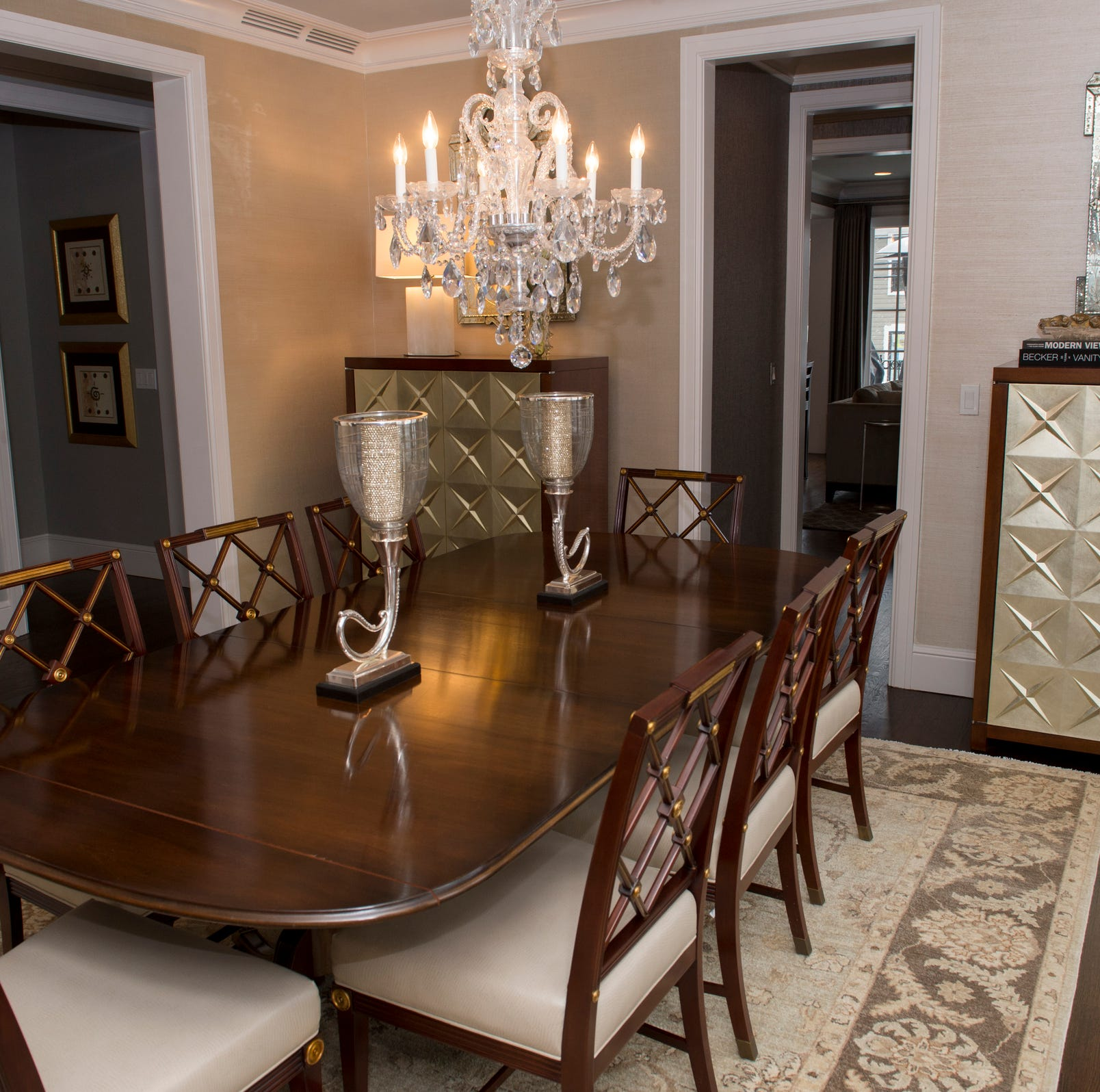 Posh $2.5M Birmingham town house has a level for everything