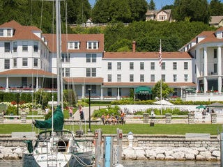 Mackinac's Island House Hotel is managed by the  Callewaert Family since 1969. The family is renovating portions of the hotel before the start of the 2019 season.