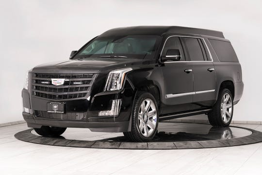 Bulletproof Customized Cadillac Escalade Esv Can Cost 500k