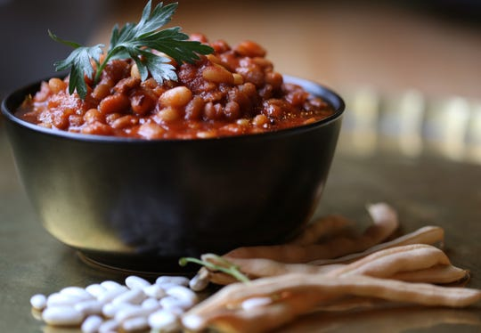 Legumes are part of the DASH  diet, which promotes eating fruits, vegetables, fat-free and low-fat dairy foods, whole grains, fish, poultry, legumes, nuts, and seeds. It has been shown to lower blood pressure.
