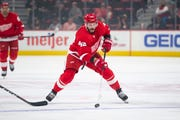 Red Wings forward Martin Frk cleared waivers, and will head to the team's AHL affiliate in Grand Rapids.
