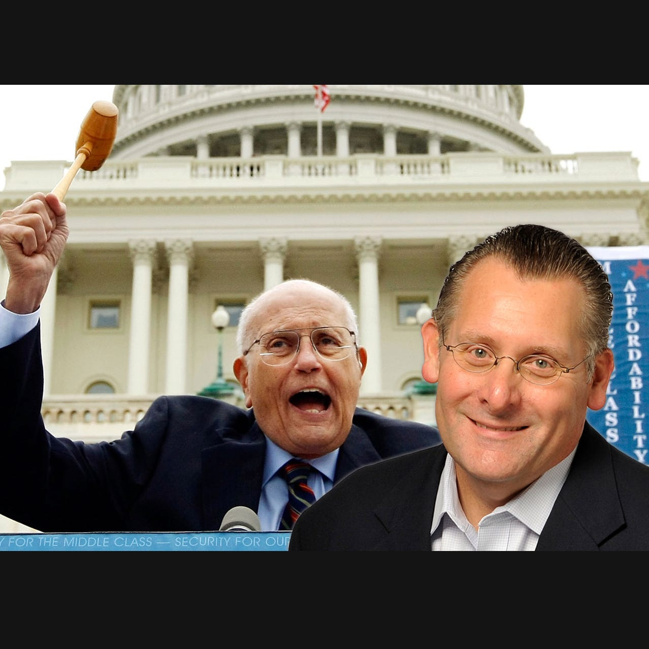 Podcast: Howes on Michigan's Dingell