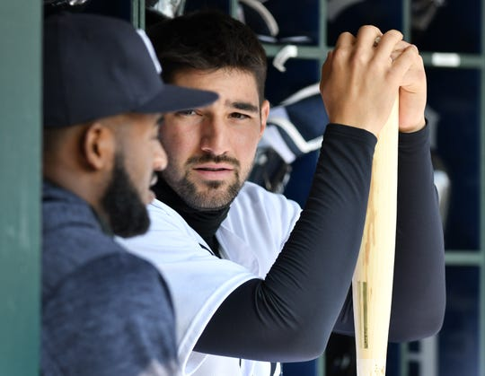 Nick Castellanos hit .298 with 23 homers and 89 RBI last season.