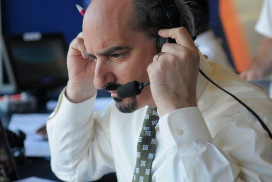 Former Tigers TV broadcaster Mario Impemba is one of the radio play-by-play voices for WEEI, the flagship station for the Boston Red Sox.