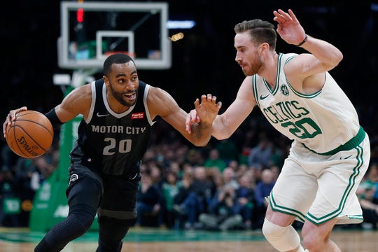 Wayne Ellington, 31, played 33 minutes in the loss to the Celtics before the break and finished with 13 points, including going 3-of-10 on 3-pointers.