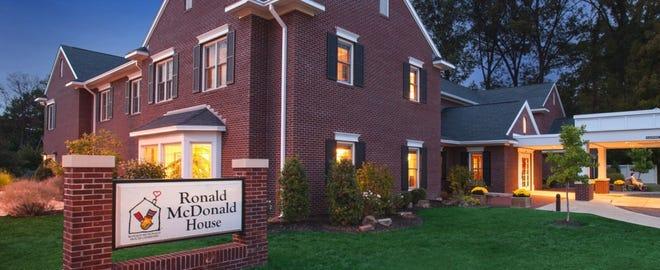 Ronald McDonald House on Washinton Avenue.