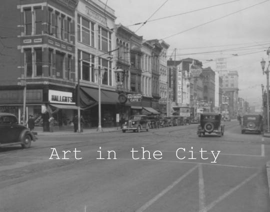 Art in the City opens at the Arts Council of Southwestern Indiana.