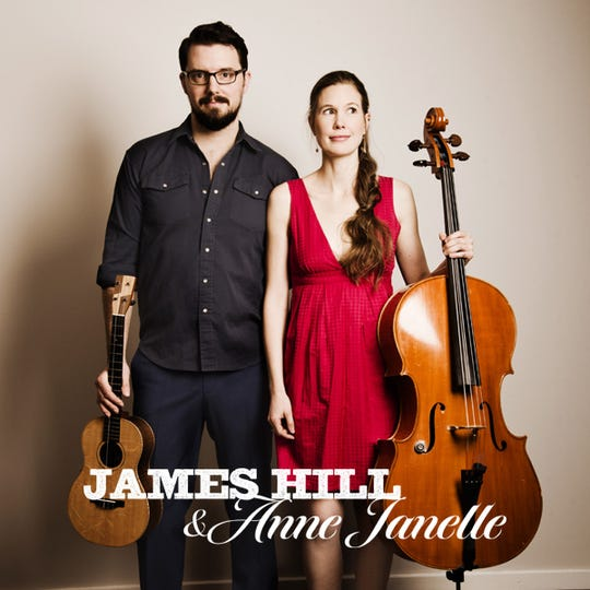 James Hill and Anne Janelle