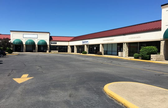 A medical marijuana dispensary IN THE Applewood Village Shopping Center, next to Spectrum, will serve customers in Sandusky, Ottawa and Seneca counties when it opens.