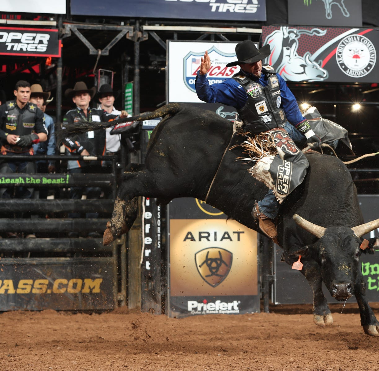 Worlds' top bull riders coming to Resch rodeo for Titletown Stampede Showdown