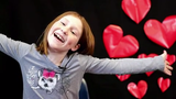 Students from Glenbrook Elementary School in Pulaski talk about love and Valentine's Day.