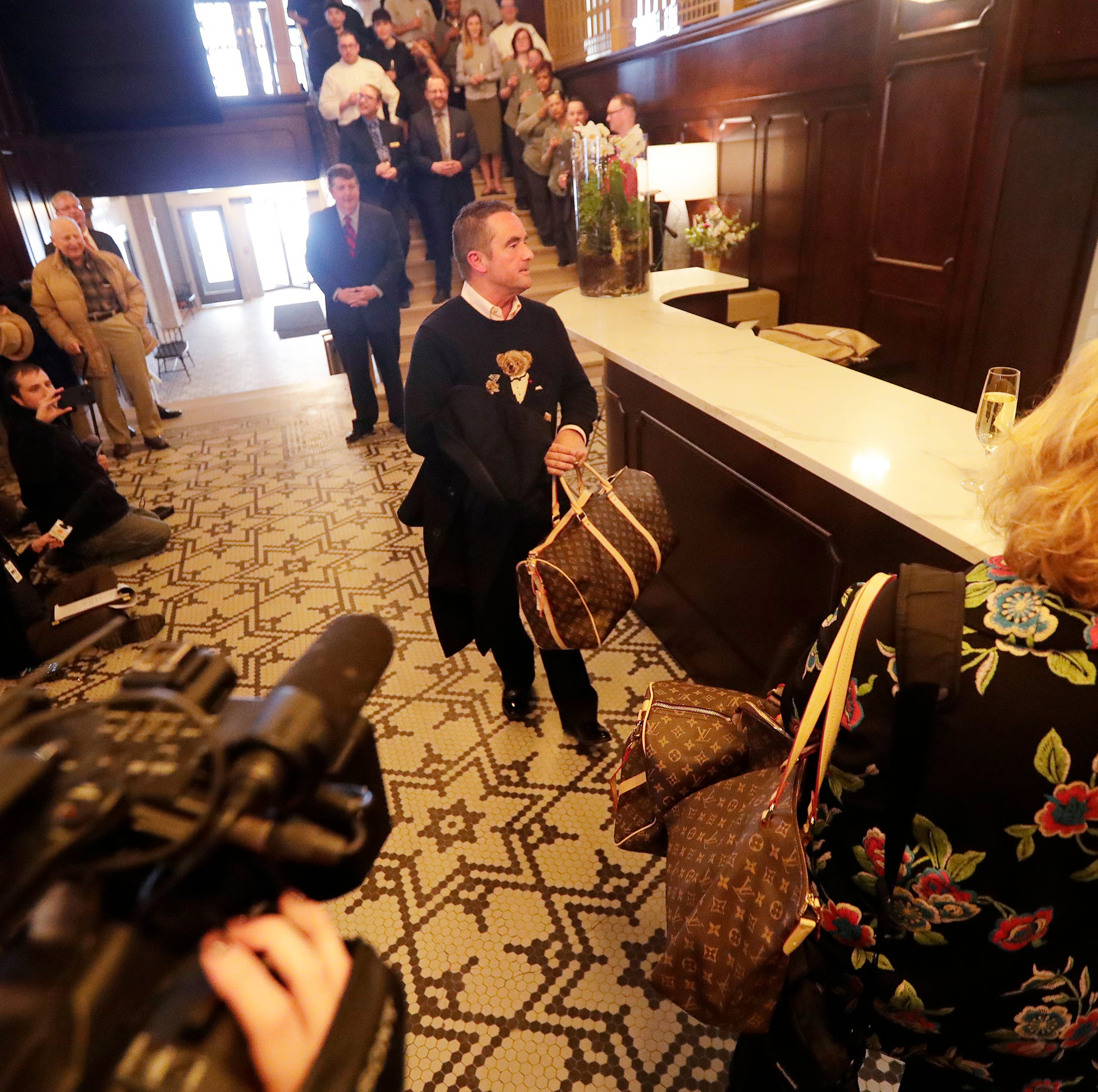 Hotel Northland: Green Bay luxury hotel's restoration impresses first guests