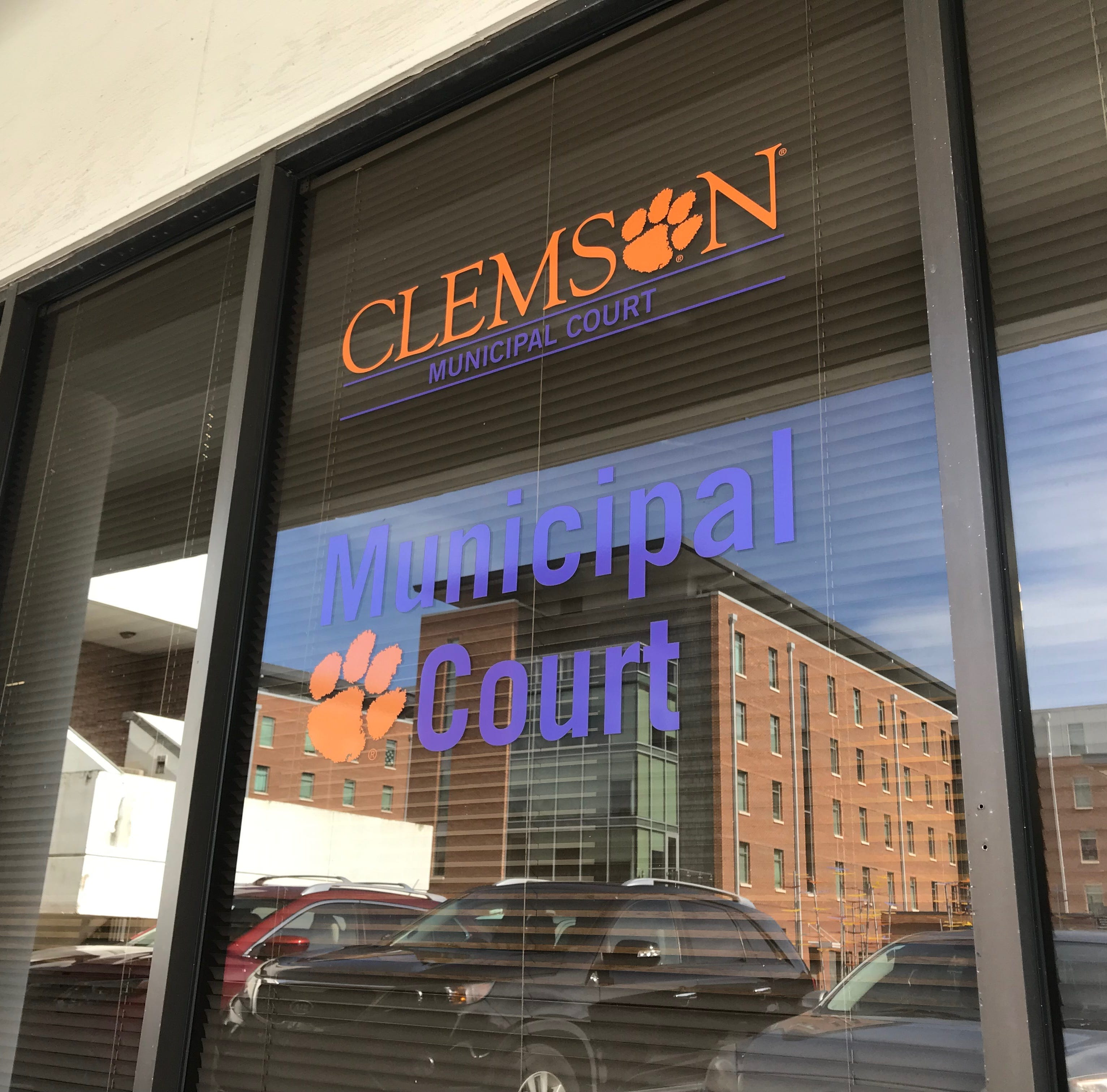 Clemson parent charged after cooler taken from Goodwill bin, police say