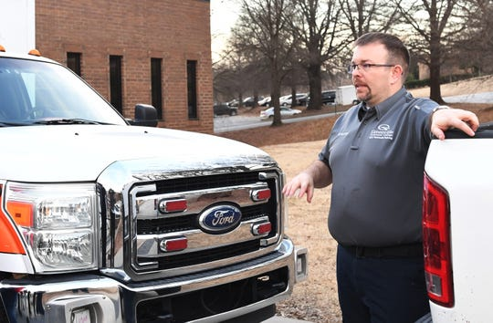 John LeBlanc Jr. is the head of the emergency services department at Greenville Technical College, but said it's hard attracting students due to the low pay and long hours of the profession.