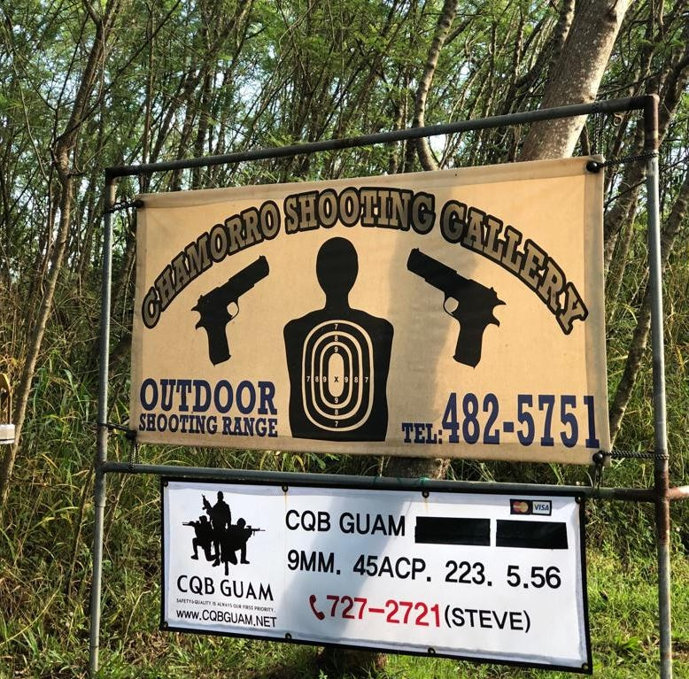 GPD: Woman died after shooting at Piti gun range