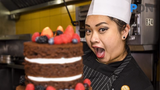 Pacific Islands Club's Pastry Sous Chef Jacklyn Borja talks about getting creative in the kitchen.