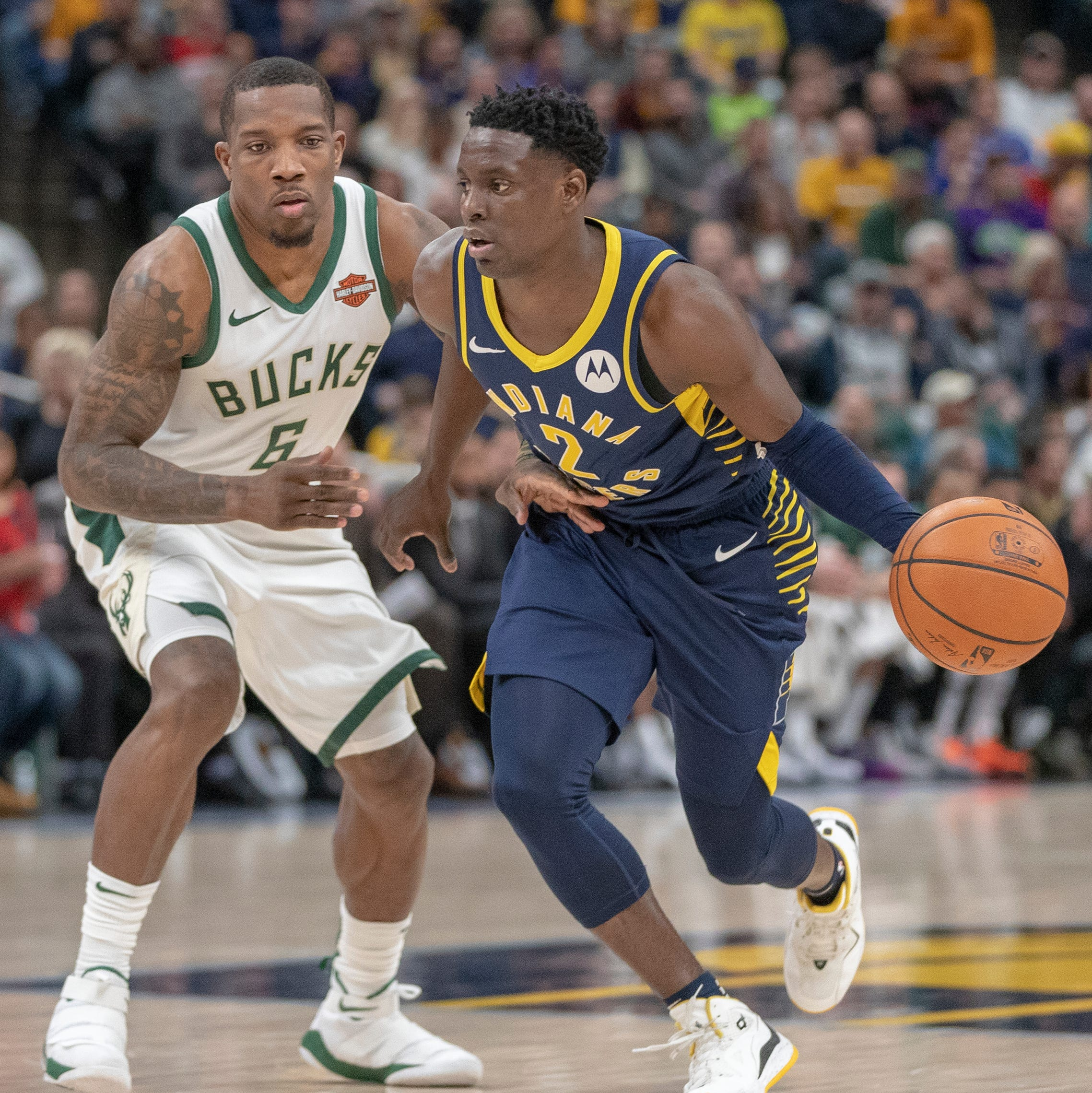 Why Bucks think Oladipo-less Pacers deserve more respect