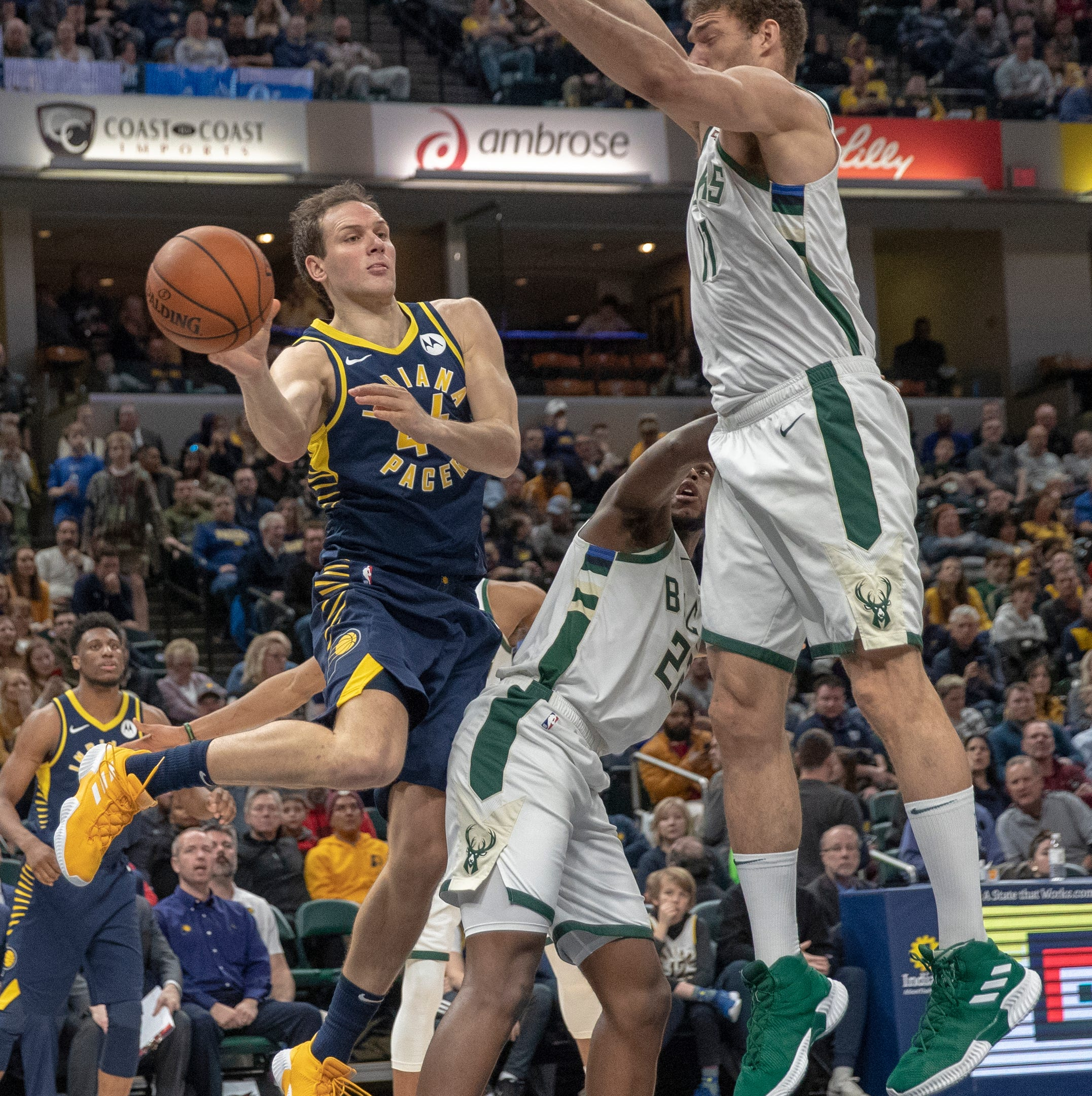 NBA power rankings: Pacers remain obscure nationally