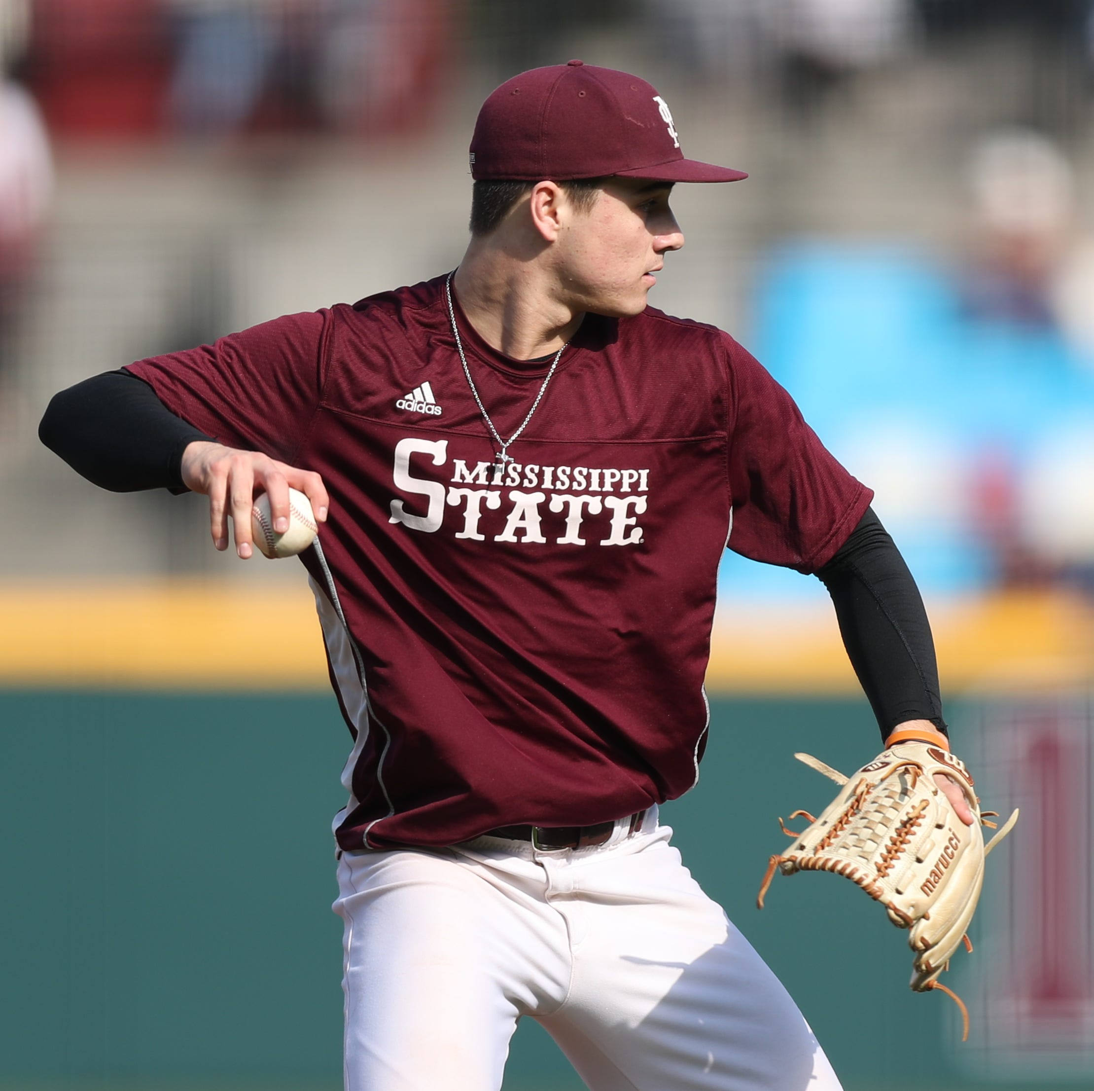 'A dream come true': J.T. Ginn ready for freshman season at Mississippi State