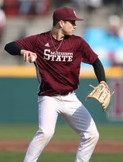 Mississippi State freshman pitcher J.T. Ginn passed up on an opportunity to play for the Los Angeles Dodgers. Instead, he is fulfilling another dream of his: playing for Mississippi State University.