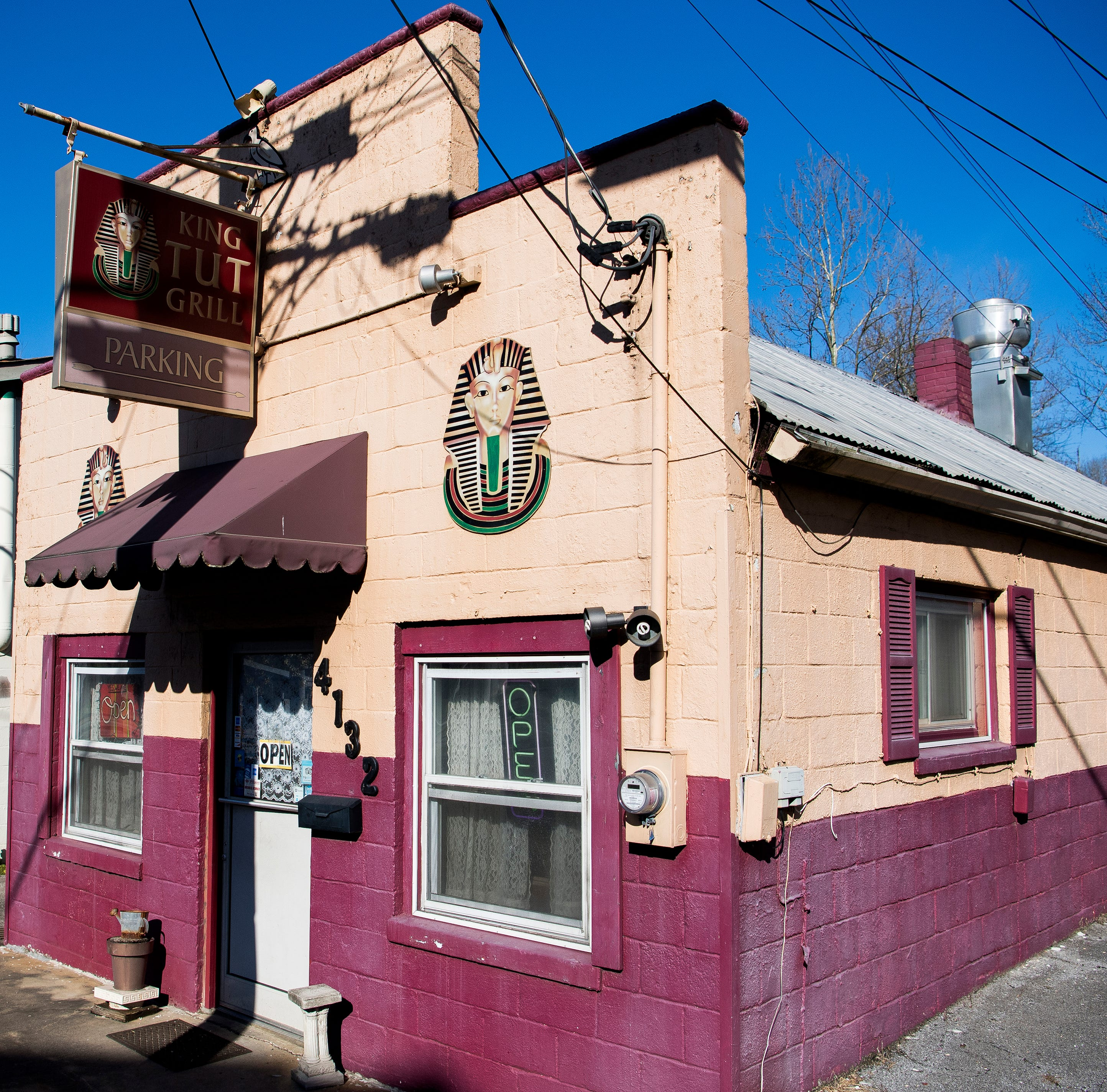 Good night, King Tut? Owner of iconic South Knox Egyptian eatery considers closing