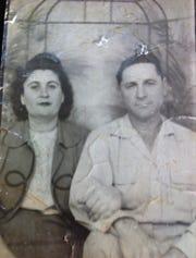 Gladys and Wallace Menard