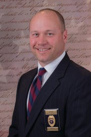 Manitowoc Police Department Detective Erik Kowalski