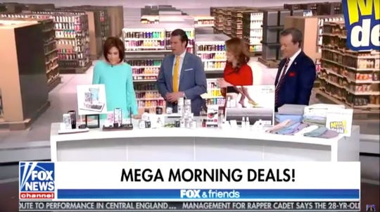 Mansfield mayoral candidate Victoria Norris-Diez is an entrepreneur of Nytstnd, which was featured on Fox & Friends Saturday, February 9, 2019.