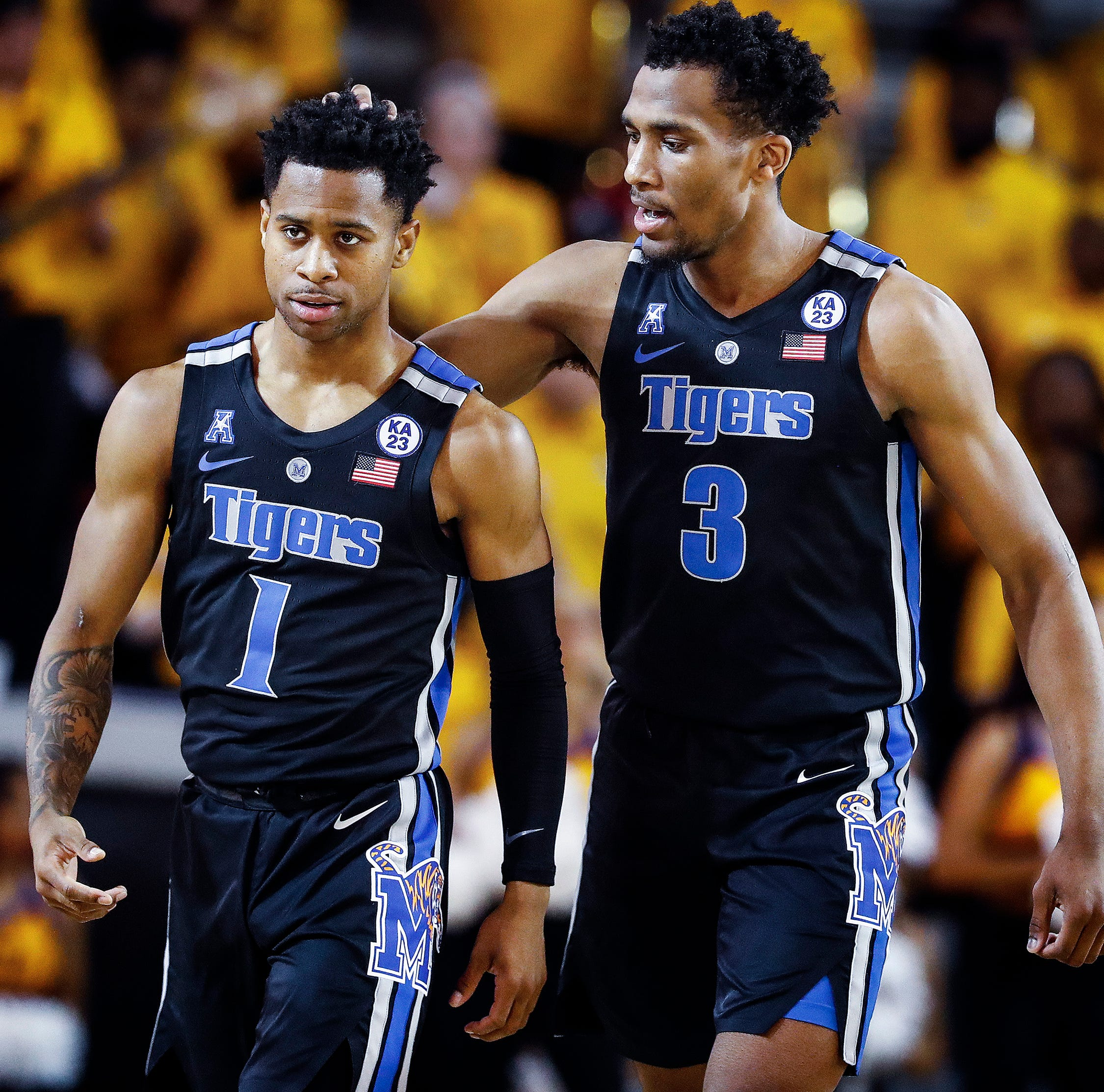 Memphis 79, ECU 69: Jeremiah Martin carries Tigers to road win