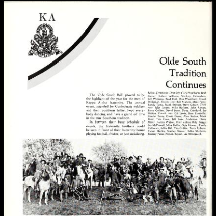 'Old South Week' and 'Slave Day': College yearbooks in Memphis illustrate insensitive events