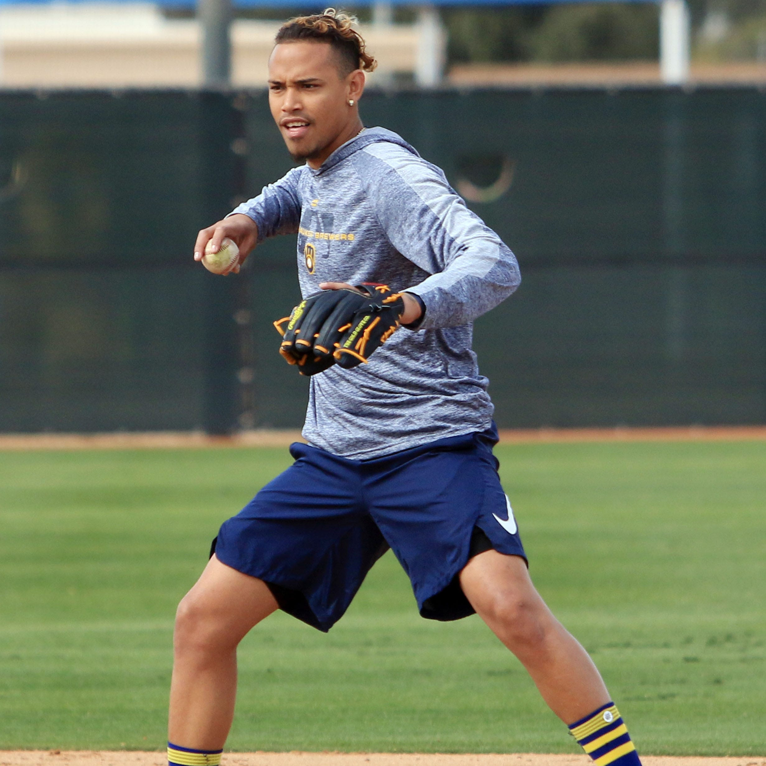 Shortstop: Orlando Arcia aiming to carry strong finish at the plate to 2019