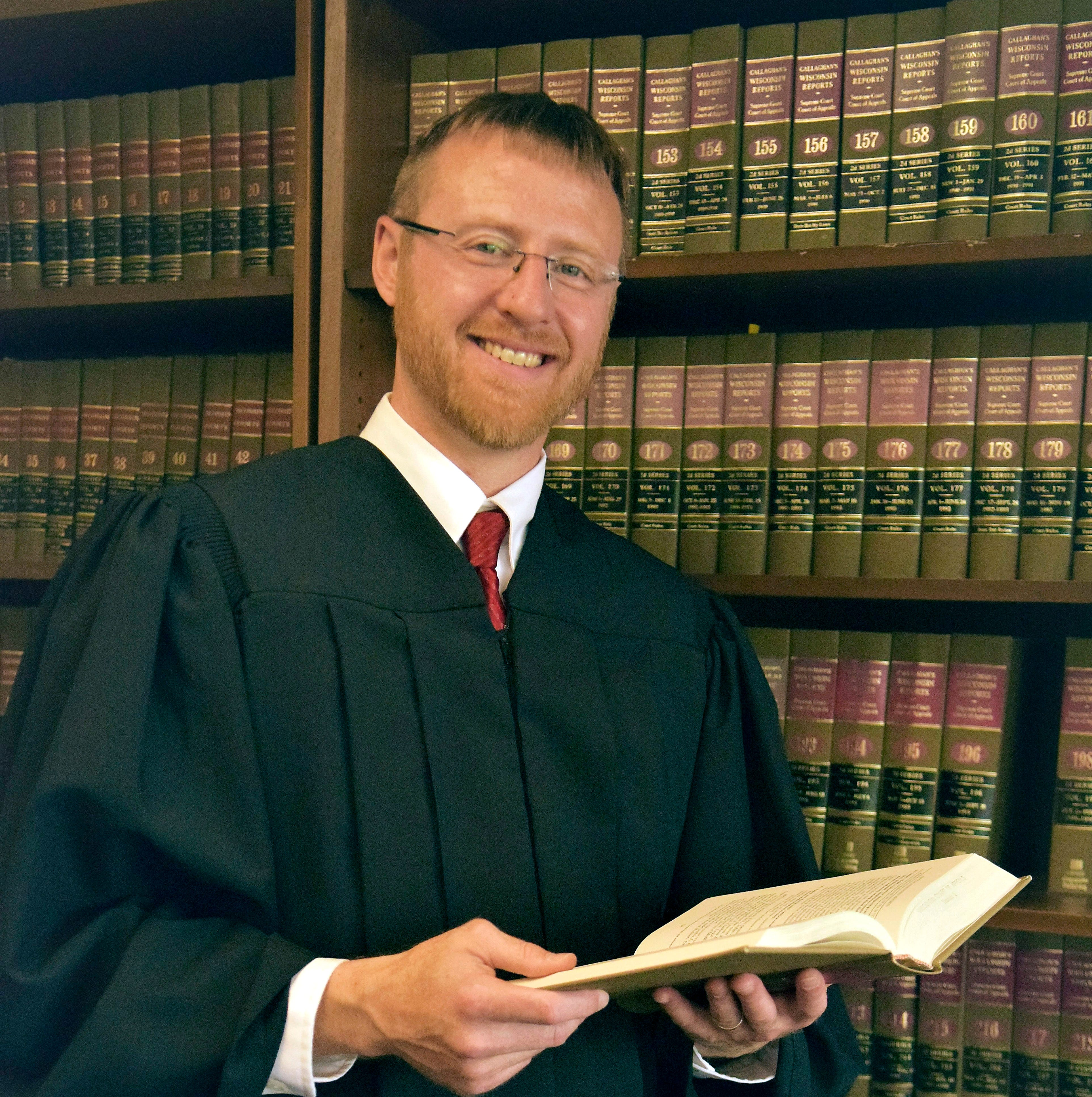 Wisconsin Supreme Court candidate Brian Hagedorn's positions on legal precedent fair game