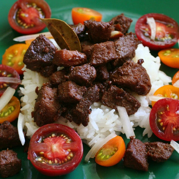Filipino food has become a hot trend with complementary, nutritious ingredients