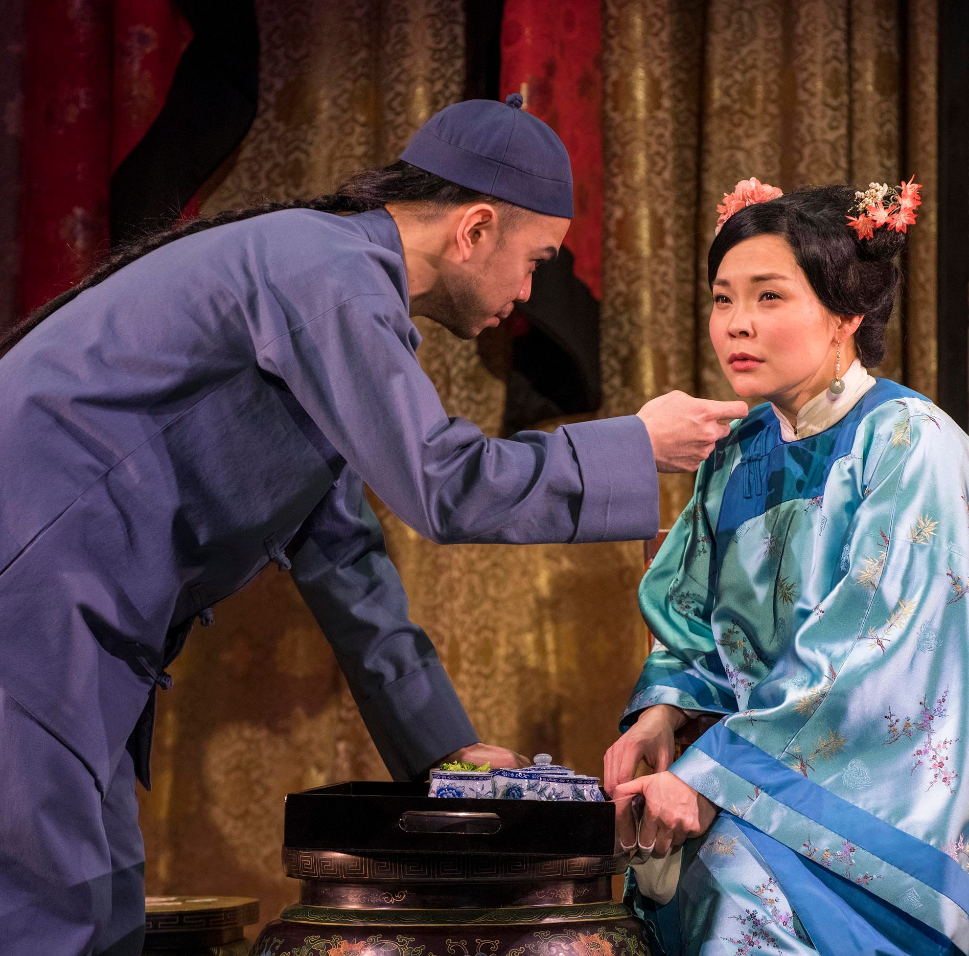Milwaukee Repertory Theater makes 'The Chinese Lady' an unforgettable character
